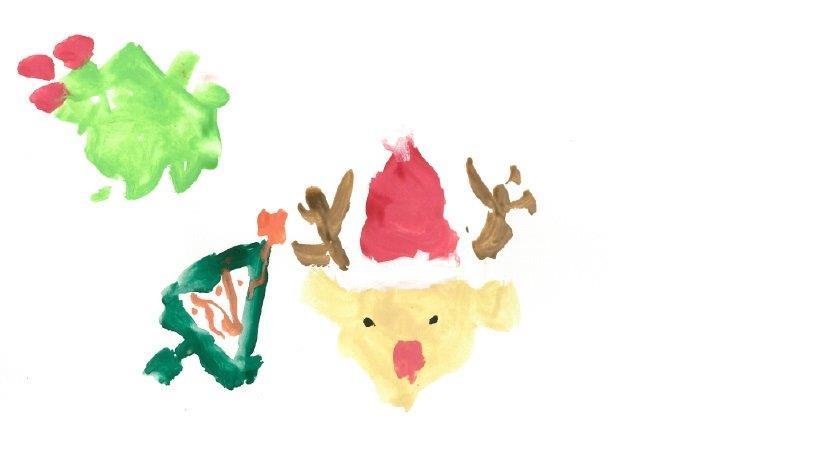 クリスマス 西嶋様